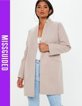 Missguided Casual Style Coats