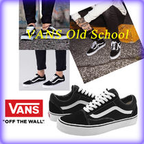 VANS OLD SKOOL Street Style Sneakers