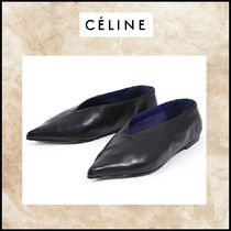 CELINE Leather Shoes