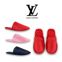 Louis Vuitton Casual Style Plain Slippers Logo Shoes