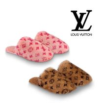 Louis Vuitton Lv Suite Flat Mule