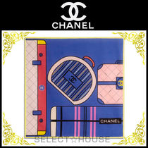 CHANEL Handkerchief
