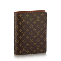 Louis Vuitton MONOGRAM Desk Agenda Cover