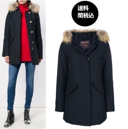 premium selection f18ca 7f68f WOOLRICH ARCTIC PARKA 2018-19AW Plain Long Down Jackets (WWCPS1447)