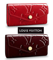 Louis Vuitton MONOGRAM VERNIS Monogram Calfskin Keychains & Bag Charms