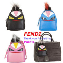 FENDI Unisex Leather Accessories