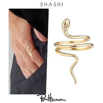 Ron Herman Casual Style 18K Gold Rings