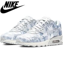 Nike AIR MAX 90 Camouflage Street Style Sneakers
