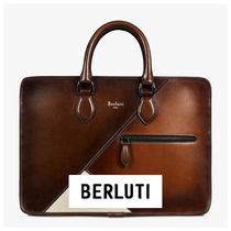 Berluti 2WAY Leather Business & Briefcases