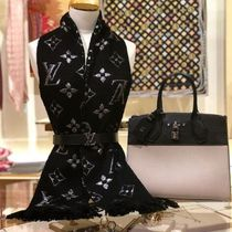 Louis Vuitton MONOGRAM Logomania Shine Scarf