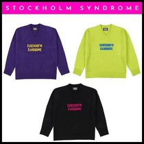 STOCKHOLM SYNDROME Knits & Sweaters
