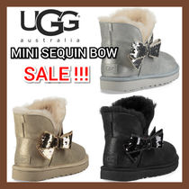 UGG Australia MINI BAILEY BOW Special Edition With Jewels Boots Boots