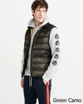 Abercrombie & Fitch Camouflage Down Jackets