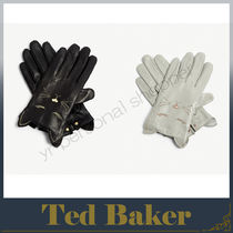 TED BAKER Leather Leather & Faux Leather Gloves