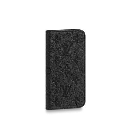 Louis Vuitton MONOGRAM EMPREINTE Iphone X/Xs Folio