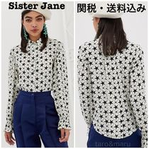 Sister Jane Star Long Sleeves Medium Shirts & Blouses