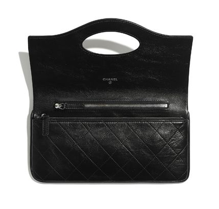 CHANEL Clutches Leather Clutches 15