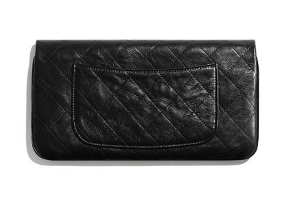 CHANEL Clutches Leather Clutches 16