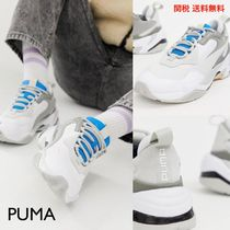 PUMA THUNDER SPECTR Leather Sneakers