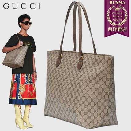 a95eafd203c GUCCI Ophidia 2019 SS Totes (547974 K5I5T 8358) by EU SHOES - BUYMA