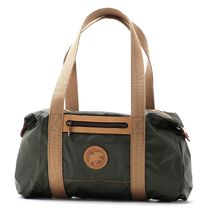 HUNTING WORLD Canvas Boston Bags