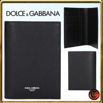 Dolce & Gabbana Plain Leather Wallets & Small Goods