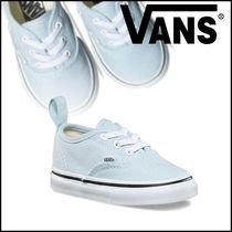 VANS AUTHENTIC Unisex Street Style Baby Girl Shoes