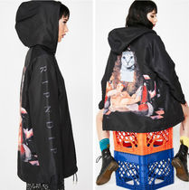 RIPNDIP Casual Style Street Style Jackets