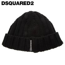 D SQUARED2 Street Style Knit Hats