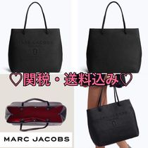 MARC JACOBS A4 Leather Totes