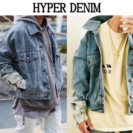 Short Denim Street Style Denim Jackets Jackets