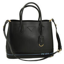 PRADA DOUBLE Handbags