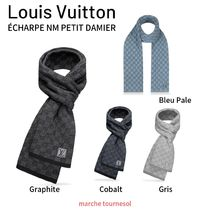 Louis Vuitton DAMIER Wool Scarves by marchetournesol - BUYMA 2be1e5f99e2