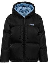 PRADA BIBLIOTHEQUE Street Style Plain Medium Down Jackets