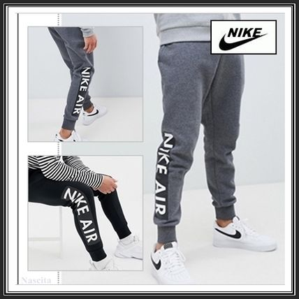 d72ea1178d93 Nike 2019 SS Street Style Plain Cotton Skinny Fit Pants by Nascita ...