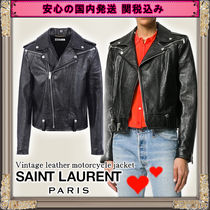 Saint Laurent Medium Biker Jackets