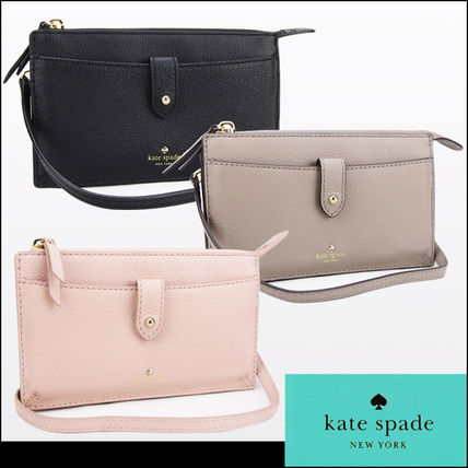 49eb335b9c50 ... kate spade new york Shoulder Bags Casual Style 2WAY Plain Leather Shoulder  Bags ...