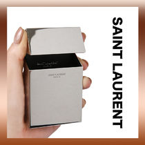 Saint Laurent Plain Wallets & Small Goods