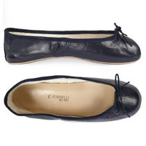 PORSELLI Plain Ballet Shoes