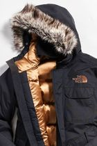 THE NORTH FACE Short Street Style Logo Parkas