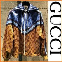 GUCCI Short Casual Style Jackets
