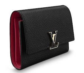 Louis Vuitton CAPUCINES Folding Wallets