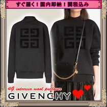 GIVENCHY CROSS3 Sweaters