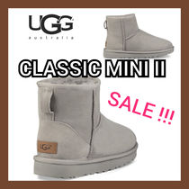UGG Australia CLASSIC MINI Casual Style Boots Boots