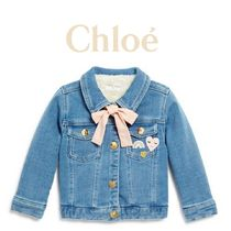 Chloe Eco Fur Baby Girl Outerwear