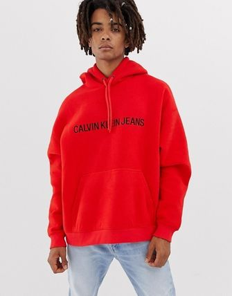 Calvin Klein Hoodies Sweat Street Style Hoodies 2