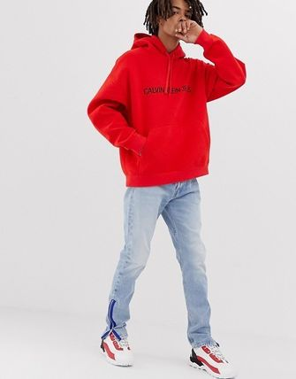 Calvin Klein Hoodies Sweat Street Style Hoodies 4