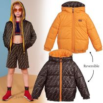 FENDI Petit Kids Girl Outerwear