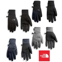THE NORTH FACE Street Style Plain Gloves Gloves