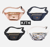 KITH NYC Street Style Collaboration Bags